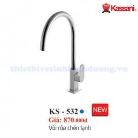 voi-rua-chen-lanh-kassani-ks-532