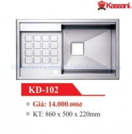 chau-rua-chen-inox-duc-kassani-kd-102