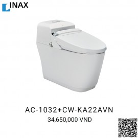 bon-cau-thong-minh-inax-ac-1032+cw-ka22avn