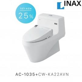 bon-cau-inax-ac-1035-cw-ka22avn