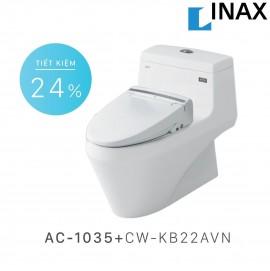 bon-cau-inax-ac-1035-cw-kb22avn