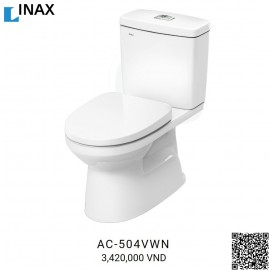 bon-cau-inax-ac-504vwn