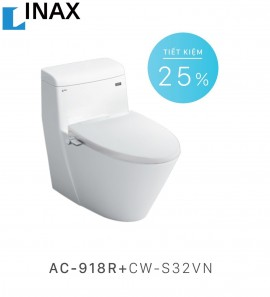 bon-cau-inax-ac-918r-cw-s32vn