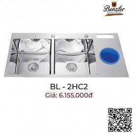 chau-rua-chen-inox-benzler-bl-2hc2