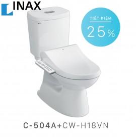 bon-cau-inax-c-504a-cw-h18vn