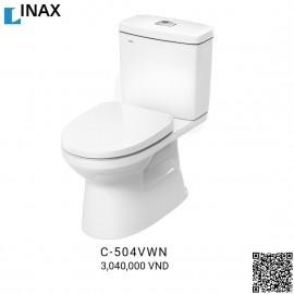 bon-cau-2-khoi-inax-c-504vwn