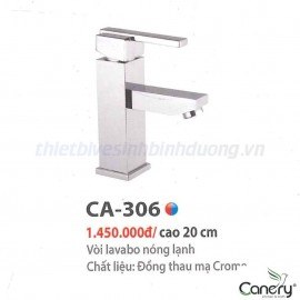 voi-lavabo-nong-lanh-canary-ca-306