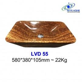 lavabo-da-tu-nhien-lvd-55-van-go-