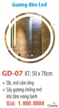 guong-soi-den-led-canary-gd-07