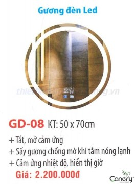 guong-soi-den-led-canary-gd-08