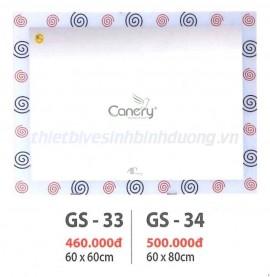guong-soi-cao-cap-canary-gs-33-gs-34