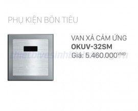 van-xa-tieu-cam-ung-inax-okuv-32sm