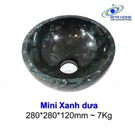 lavabo-da-tu-nhien-lvd-mini-xanh