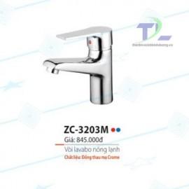 voi-lavabo-nong-lanh-zc-3203
