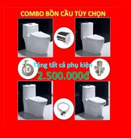 combo-mua-1-tang-4-bon-cau-tuy-chon